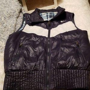 Nike Women's Revearsible Puffer Vest